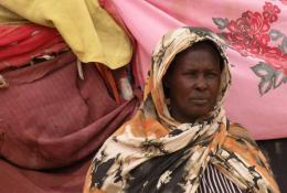 Aisho Warsame / 62 años / Somalia