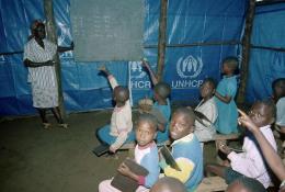 Nicolas / 6 años / República Democrática del Congo