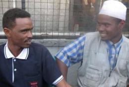 Adam Osman Abdile / 25 años / Somalia