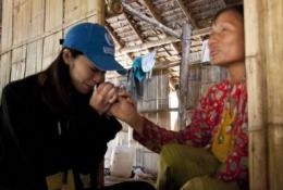 Naw Roza y su Saw K´Lu / 39 y 36 años / Myanmar