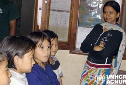 Naina / 27 años / Afganistán