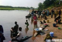 Albert / 8 años / República Democrática del Congo