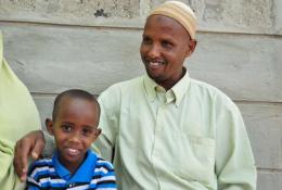 Muhioadin Ahmed Aden  / 45 años / Somalia